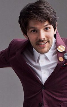 Colin Morgan is My Star