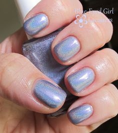 Blue-Eyed Girl Lacquers Love makes you do the wacky (Once More With Feeling collection V1)#blueeyedgirllacquer #begl #beglove #swatch #indiepolish