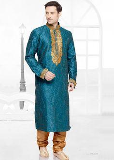 44730fd86f Kurta Pajama for Mens  Buy Designer Indian Mens Kurta Pajama Online