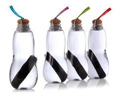 Black + Blum Wasserflasche mit Aktiv-Kohlefilter Eau Good. #ProduktDerWoche #artvoll #Blog #BlackBlum www.artvoll.de