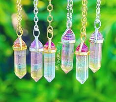 ✨mystic aura quartz restocked!! would you wear silver or gold? ⚡️current stock even contains purple stripslast chance for discount code 'bunny' @ checkout www.vivamacity.com don't forget to turn ON post notifications over on the ••• so you don't miss out on our news, discounts, & upcoming giveaway✨ www.vivamacity.com