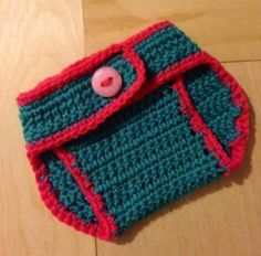 Free Crochet Diaper Cover Pattern