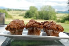 Our Gluten Free Family: Gluten Free Morning Glory Muffin Recipe