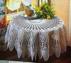 ananas | Kraina wzorów szydełkowych...Land crochet patterns..