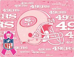 49ers SUPPORT Breast Cancer