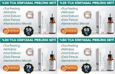Sivilce İzleri | Tca Kimyasal Peeling Setleri | Tca Peeling Satış Noktası