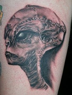 alien tattoos | Alien Tattoo