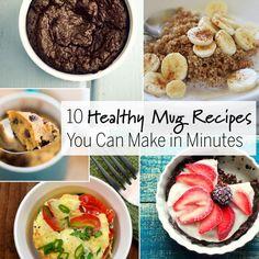 Mug Recipes: Chocolate Cream Berry Fireworks Pie - Fitnessmagazine.com