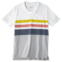 Mossimo Supply Co. Men's Short Sleeve Polo - Assorted Colors