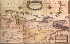 9 Phonecard / Tarjetas Telefónicas Venezuela Cantv Mapa Histórico Siglo XVII