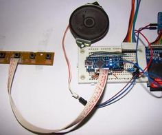 Playing Wave file using arduino