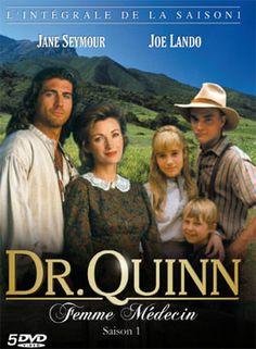 Redécouvrez la série culte Docteur Quinn et toutes les infos sur la série. Que sont devenus les acteurs de la série ?