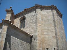 Cabecera de la Iglesia de Santa María de la Nava (Navamorcuende) Pedro de Tolosa (1559-1580)