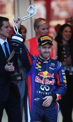 Sebastian Vettel - F1 Grand Prix of Monaco