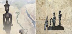 Το Αθέατο Μουσείο παρουσιάζει την «Μεγάλη Νηίθ, δημιουργό του κόσμου»