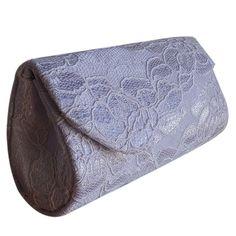 Clutch Bolsa Carteira de Mão em Renda - Preta 728b06914ac