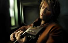 Jon Bon Jovi is a truly amazing person. Description from deviantart.com. I searched for this on bing.com/images