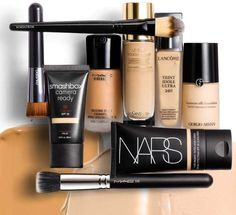 Choosing the Right Foundation.