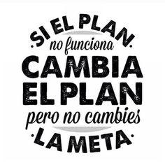 Excelente dia! #plan #metas #cambios #logros #objetivos