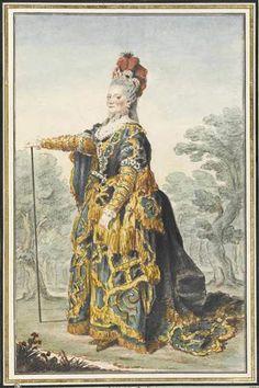 Mlle Chevalier,1769