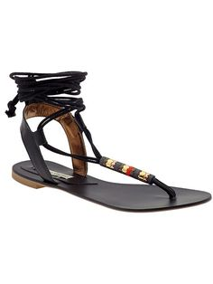 4cb2e29be292 Going on an adventurous trip this spring  Don t forget your chic gladitors!  Cynthia Vincent Fortuna sandals from Piperlime.