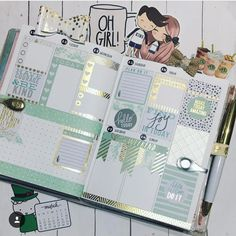 1,196 отметок «Нравится», 20 комментариев — Planner Inserts By The1407 (@the1407planners) в Instagram: «Ohhhh so much pretty in this layout! Thank you for sharing @stacy_n71 ❤️ link to insert in bio /…»