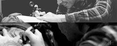 Sean Drumm Tattoo Artist, Ireland White Iris, Tattoo Artists, Ireland, Black And White, Black White, Blanco Y Negro, Black N White, Irish