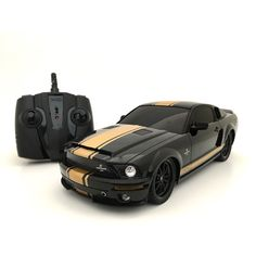 Ford Mustang Shelby GT350 2.4 GHz Remote Control 1:18-scale Multi-channel RC Car
