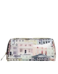 Ted Baker House Print Wash Bag