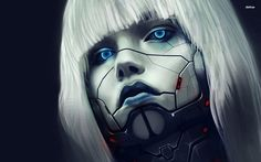 Image result for robot woman