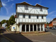 Travel with Me: Thaxted -England | Step Back in Time to a Pictures...
