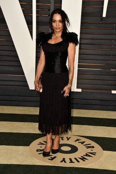 Lisa Bonet | And Here's What Everyone Wore To The Oscars After Parties