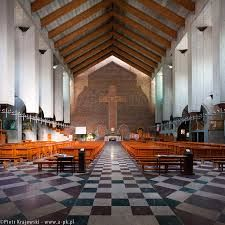 Znalezione obrazy dla zapytania Kościół Wniebowstąpienia Pańskiego w Warszawie