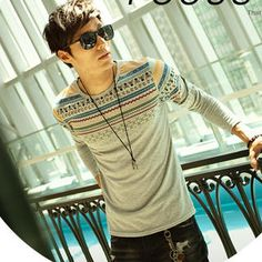 Buy 'Free Shop – Long-Sleeved Print Panel T-Shirt' with Free International Shipping at YesStyle.com. Browse and shop for thousands of Asian fashion items from Taiwan and more!