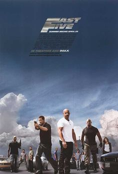 All the Fast & the Furious movies