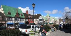 Solvang CA USA. Home of Me Mum.