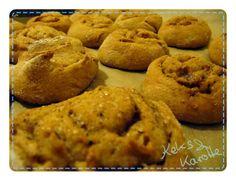 *keks und karotte - das veggizine: [rezept] Vollkorn Vaniljbullar