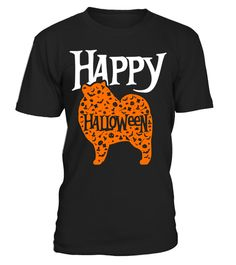 """# Happy Halloween T-Shirt - Cute Keeshond Halloween shirt .  Special Offer, not available in shops      Comes in a variety of styles and colours      Buy yours now before it is too late!      Secured payment via Visa / Mastercard / Amex / PayPal      How to place an order            Choose the model from the drop-down menu      Click on """"Buy it now""""      Choose the size and the quantity      Add your delivery address and bank details      And that's it!      Tags: Do you love your Keeshond?…"""