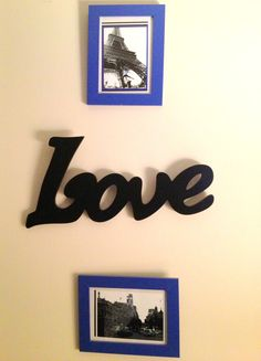 Apartment Decor: Love in Paris