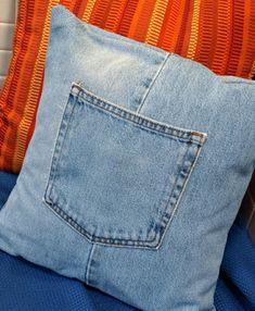 Kreativ FamilieLiv: 40 idéer til genbrug af gamle cowboybukser