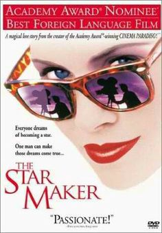BEST FOREIGN LANGUAGE FILM NOMINEE: The Star Maker (from Italy)