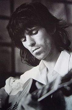 Keith Richards at Villa Nellcôte 1971
