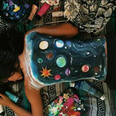 Art Discover Image in Art at its best. collection by bintang Nyx Face Awards Bd Art Art Hoe Oeuvre D& Art Inspo Illustration Art Drawings Cool Art Art Photography Back Painting, Painting & Drawing, Body Painting Girls, Life Drawing, Bd Art, Art Hoe, Body Art Tattoos, Art Inspo, Artsy Fartsy