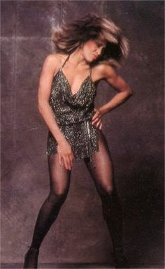 Tina Turner - UK Tour 1984