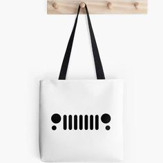 JEEP JK canvas tote