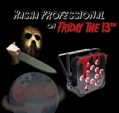 Don't let Jason catch you in the dark, Light up your world with Rasha Professional www.rashaprofessional.com (951)654-3585 #rashaprofessional #fridaythe13th #friday #fbf #horror #lights #jason #lighting #stage #events #concerts #theater #letslightupyourworld #rasha #led #uplights #dj #party #clubs #architecture #landscape #music