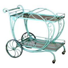 Salterini Tea Cart