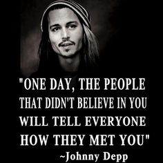 Johnny Depp Quotes Sayings Images Motivational Lines Johnny Depp quotes on life love success money education hollywood movies acting friends people attitude Funny Thursday Quotes, Funny Quotes, Qoutes, Random Quotes, Positive Quotes, Motivational Quotes, Inspirational Quotes, Bill Gates, Famous Quotes