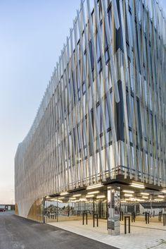 La Licorne Office Building,© Luc Boegly