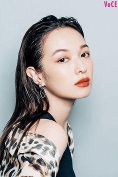Korean Girl, Asian Girl, Spice Things Up, Hoop Earrings, Make Up, Face, Model, Beauty, Jewelry